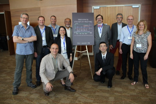 NFV ISG Leadership- poised for success (NFV #7, Santa Clara, CA, August 1, 2014)